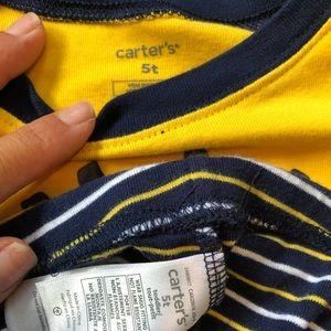 Carter's Pajamas - Carter's pajamas🌭🍟🍔🥤